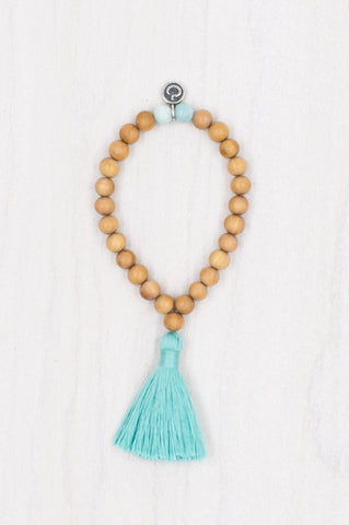 Meditate Bracelet - Sea Foam