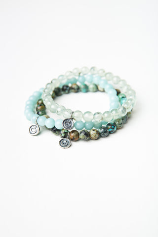 Ombre Turquoise Bracelet