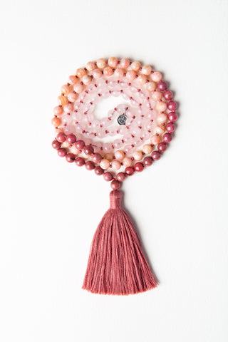 Ombre Pink Mala