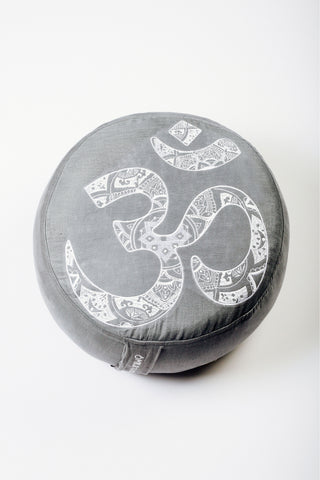 Meditation Cushion — Aum Shanti
