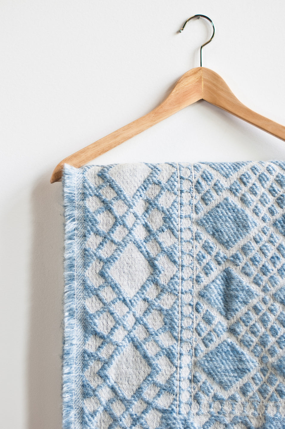 Finding Peace - Shanti Blanket Scarf