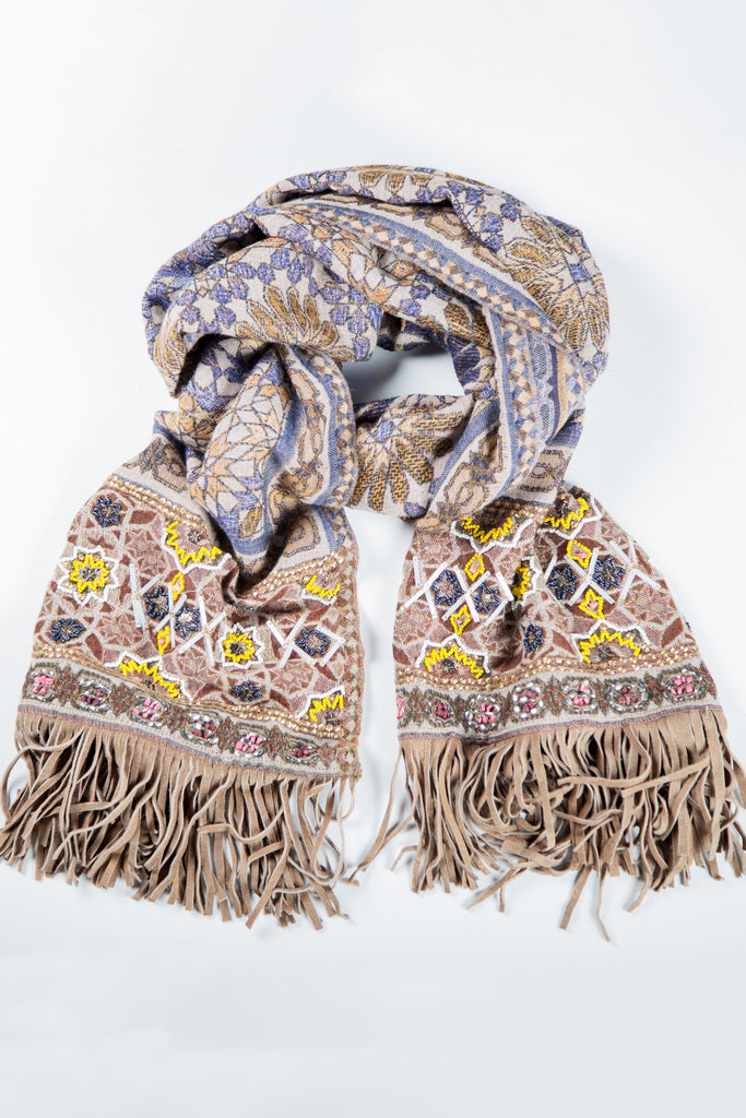 I am Devoted - Bhakti Scarf