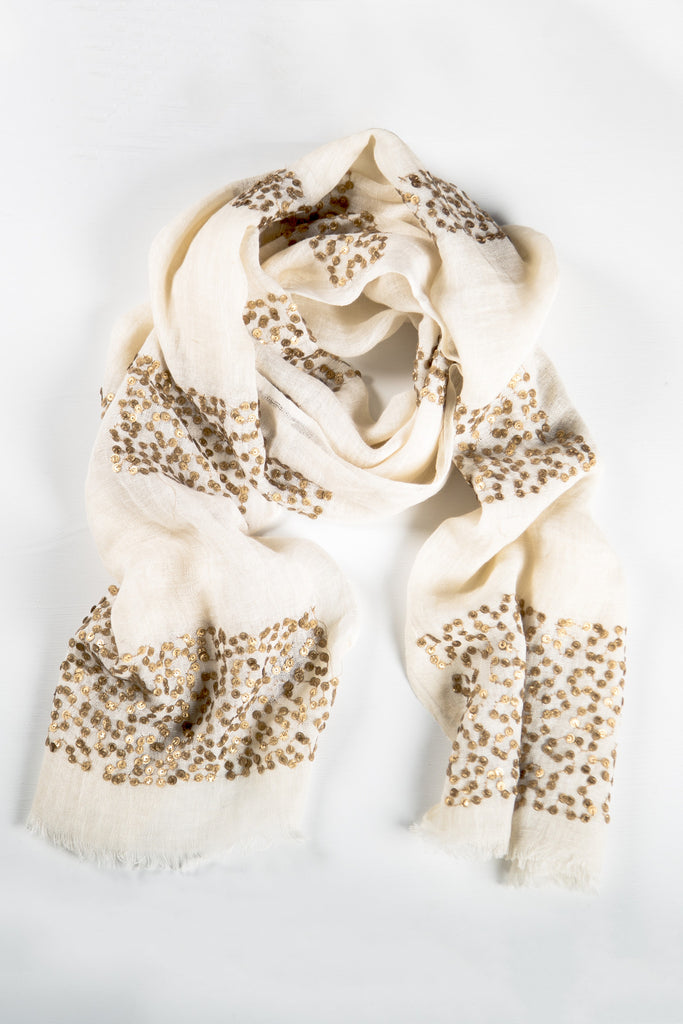 Cultivating Gratitude - Ananda Scarf