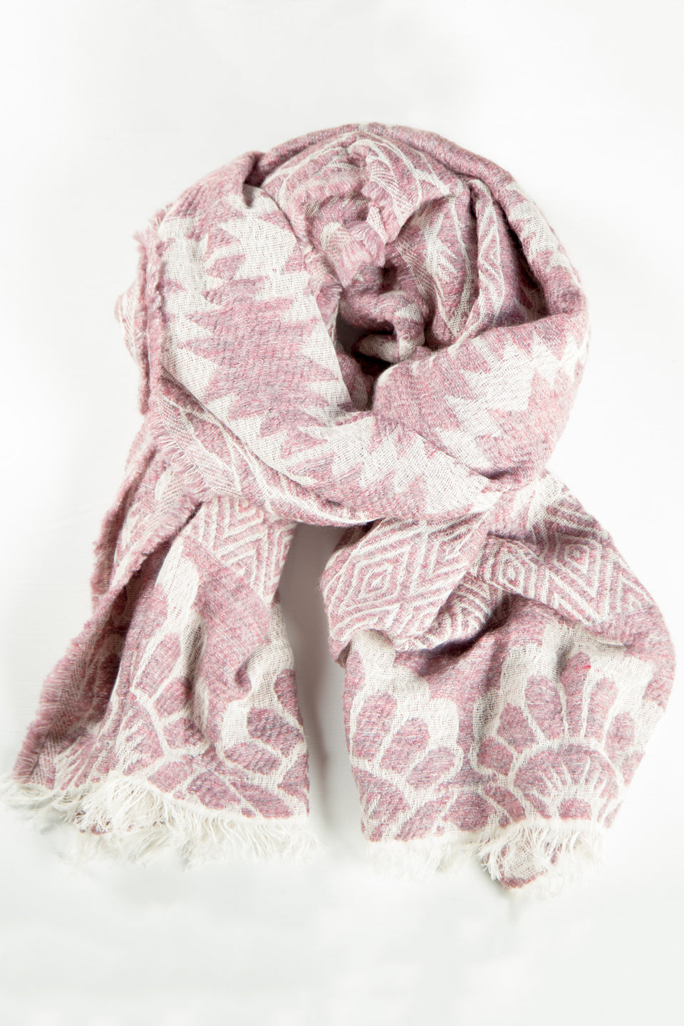 I am Grateful - Prasada Blanket Scarf