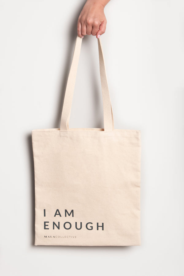I Am Enough Tote
