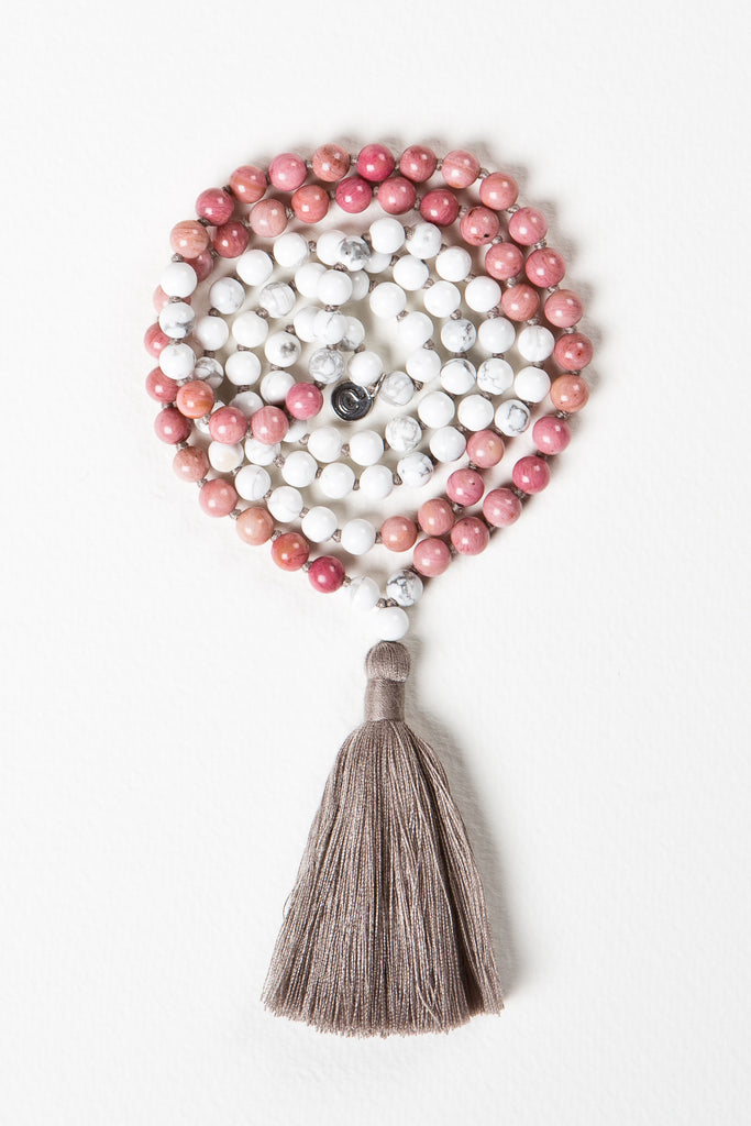 Love and Patience Mala