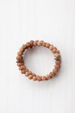 Wood Stack Bracelet for clarity and general awareness