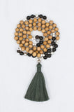 Honour Mala for mindfulness and setting new intentions.