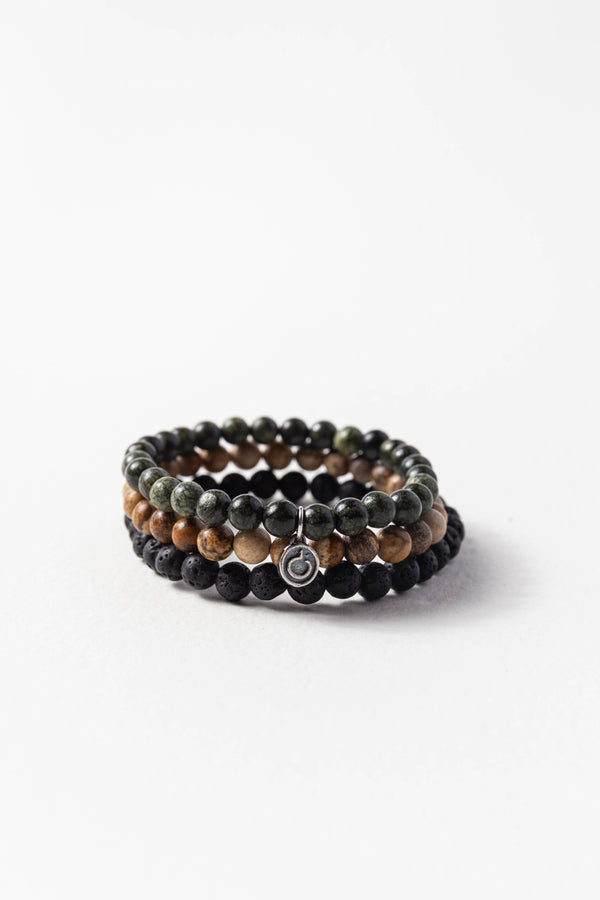 Show Love Bracelet Stack (Green) - Limited Edition