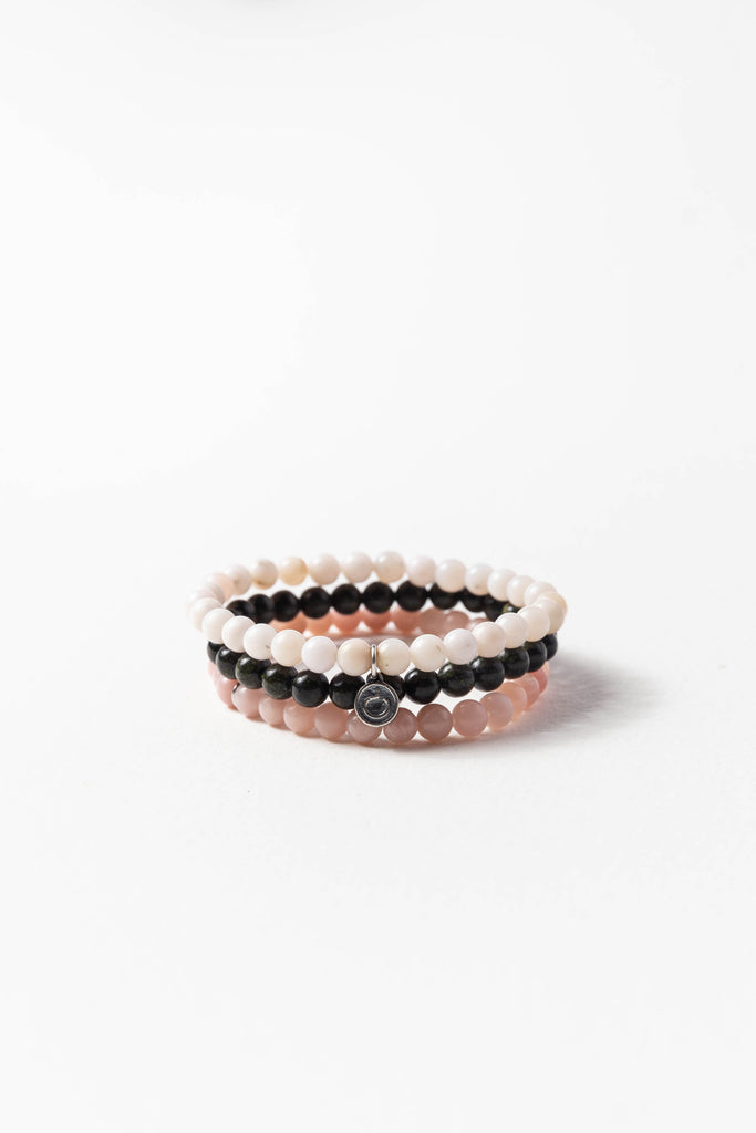 Show Love Bracelet Stack (Pink) - Limited Edition
