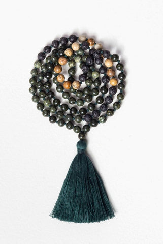 Show Love Mala (Green) - Limited Edition