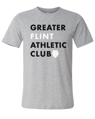 Greater Flint Athletic Club - Word Logo