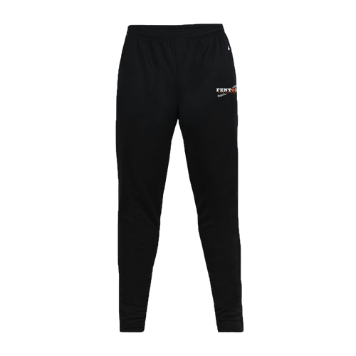 Fenton Fastpitch - Black Trainer Pant