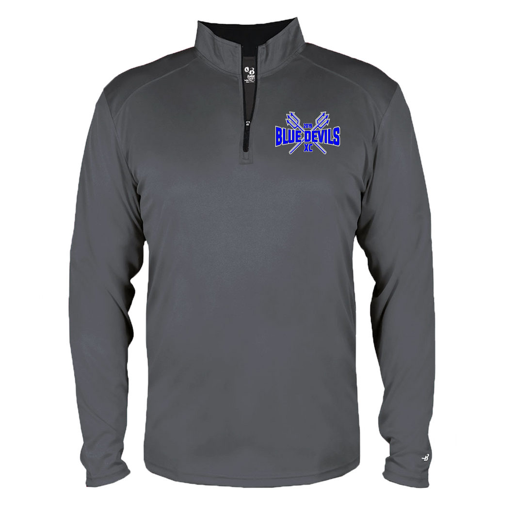 Lake Fenton XC Team Quarter Zip - Unisex