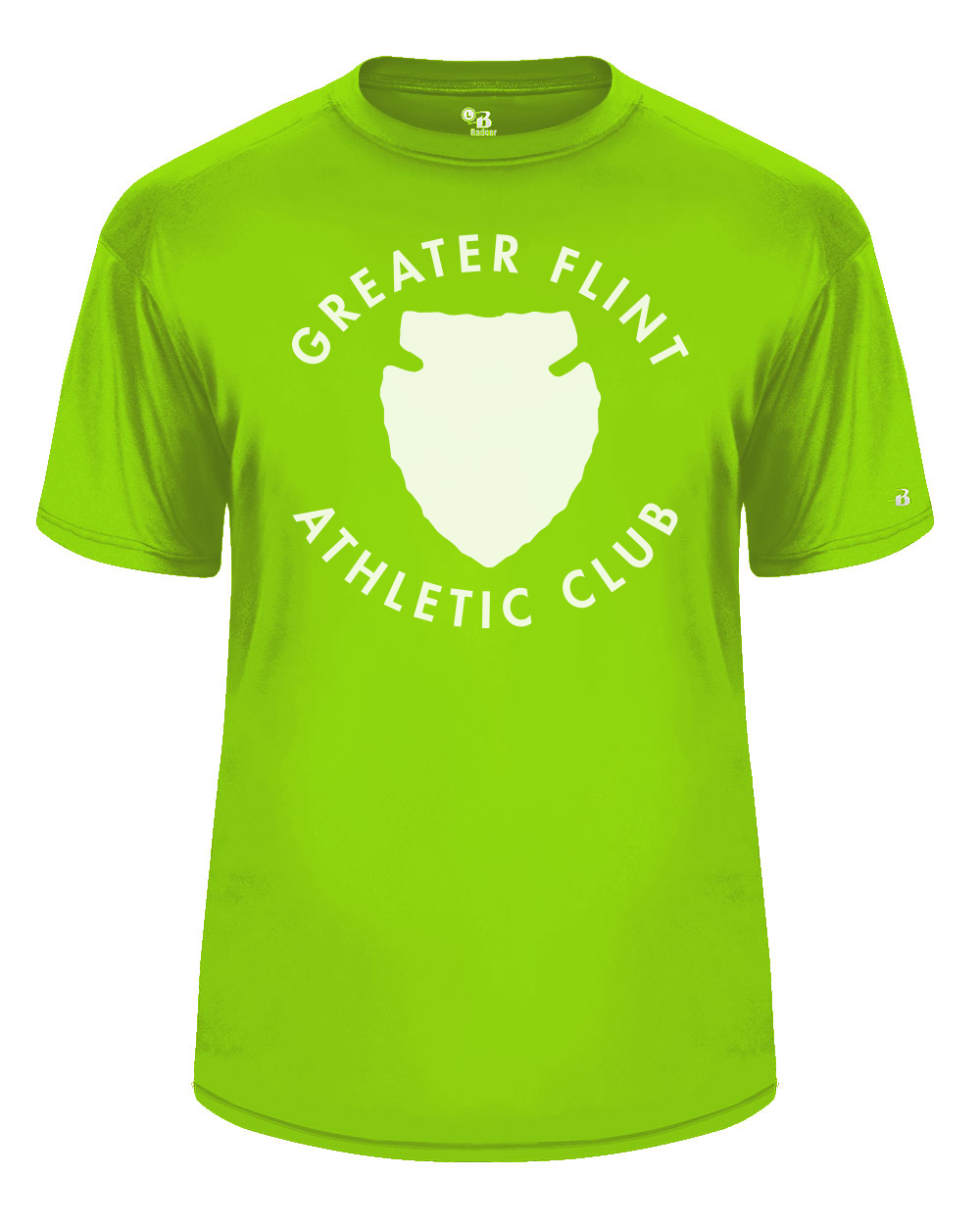 Greater Flint Athletic Club - Youth Logo T-shirt