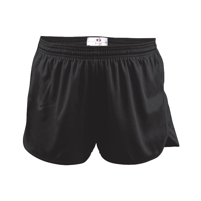 Lakeland Track & Field Black Men's Track Short