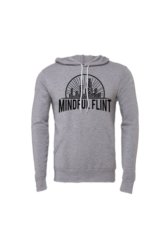 Mindful Flint Sponge Hoody - Grey