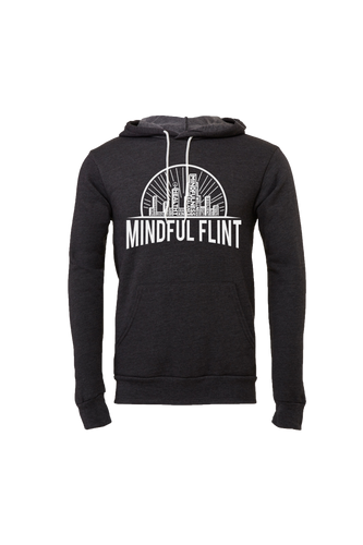 Mindful Flint Sponge Hoody - Dark Grey Heather