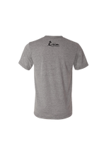 Load image into Gallery viewer, Mindful Flint Triblend Tee - Grey