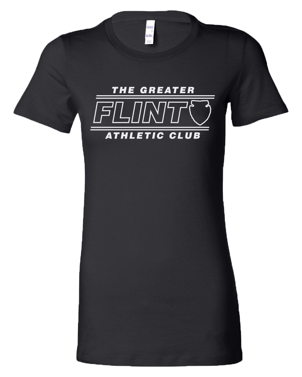 GFAC - Club Logo - Women's Favorite Tee - Black