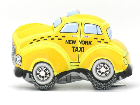 Soft Toy New York City Taxi
