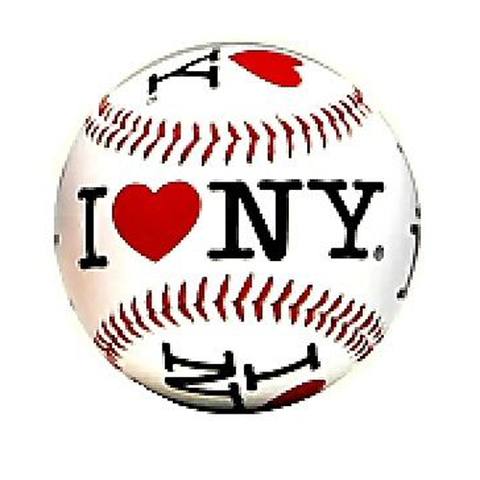 I Love New York Baseball
