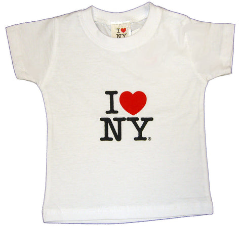 I Love NY Kids T-shirt