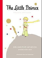 The Little Prince Deluxe Pop-Up Book by Antoine de Saint-Exupéry