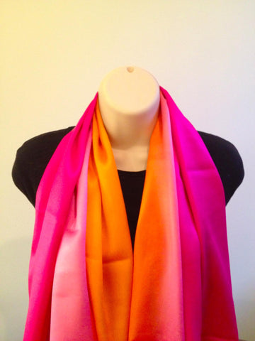 NV SILK OMBRE - Scarves, Shawls & Wraps