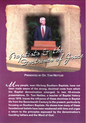 Baptists The Doctrines of Grace