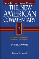 Deuteronomy (New American Commentary)