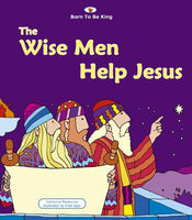 Wise Men Help Jesus