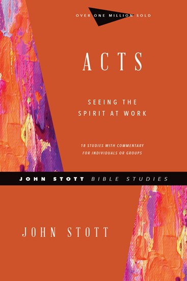 Acts - John Stott Bible Studies Revised Edition
