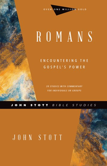 Romans - John Stott Bible Studies Revised Edition