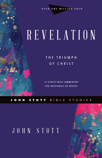 Revelation - John Stott Bible Studies Revised Edition