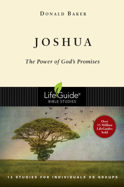 Joshua: The Power of God's Promise (LifeGuide Bible Studies)