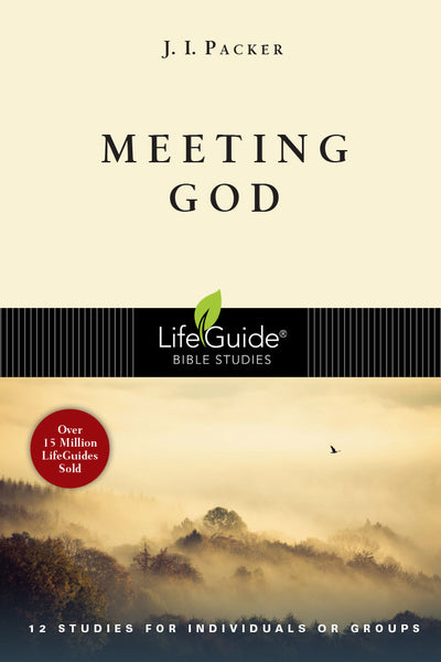 Meeting God (LifeGuide Bible Studies)