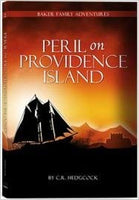 Peril on Providence Island (Baker Family Adventures Book 2)