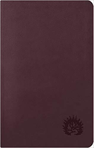 ESV Reformation Study Bible Condensed Imitation Leather Plum