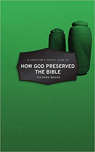 Christian's Pocket Guide to How God Preserved the Bible