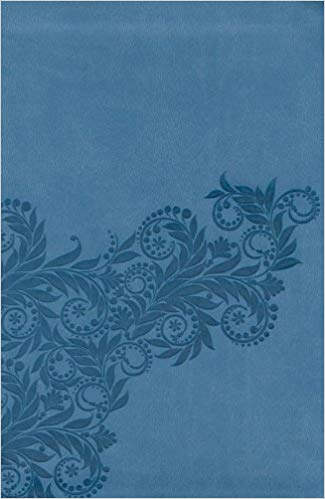 Holy Bible KJV Classic Series Gift Edition Cornflower Blue Leathersoft