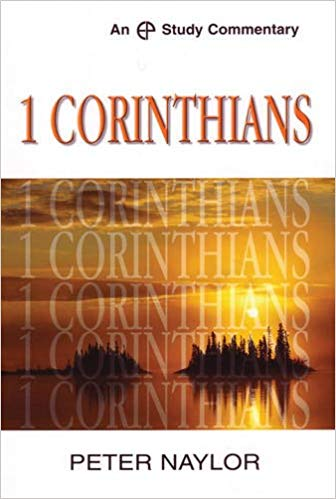 1 Corinthians (EP Study Commentary) Old Cover