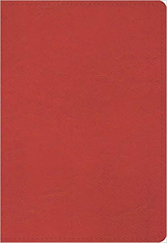 ESV Student Study Bible Trutone Coral, Imitation Leather