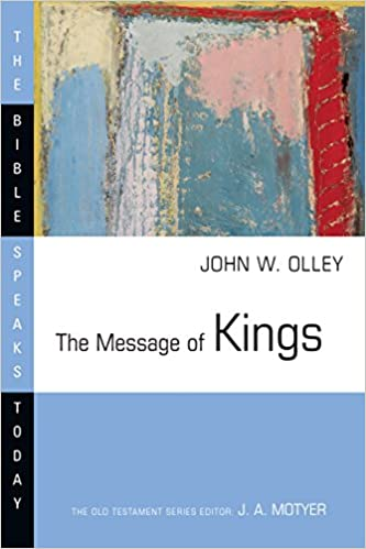 Message of Kings: Bible Speaks Today