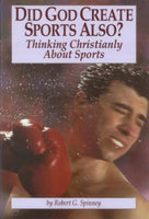 Did God Create Sports Also? (Tulip Booklets)