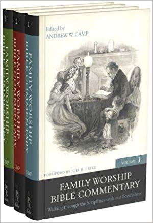Family Worship Bible Commentary 3 Volume Set