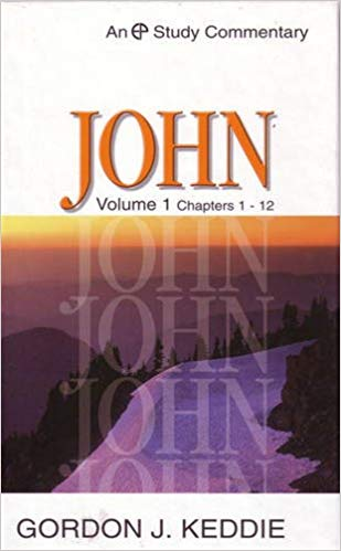 John Vol 1 Chapters 1-12 (EP Study Commentary) Old Cover