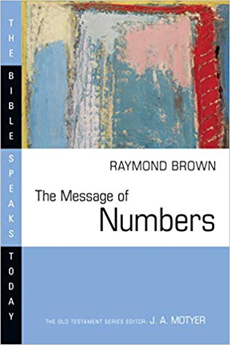 Message of Numbers: The Bible Speaks Today