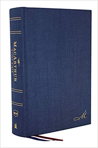NKJV MacArthur Study Bible 2nd Edition