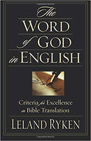 Word of God in English